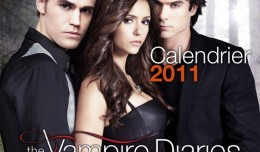 Calendrier The Vampire Diaries - 2011