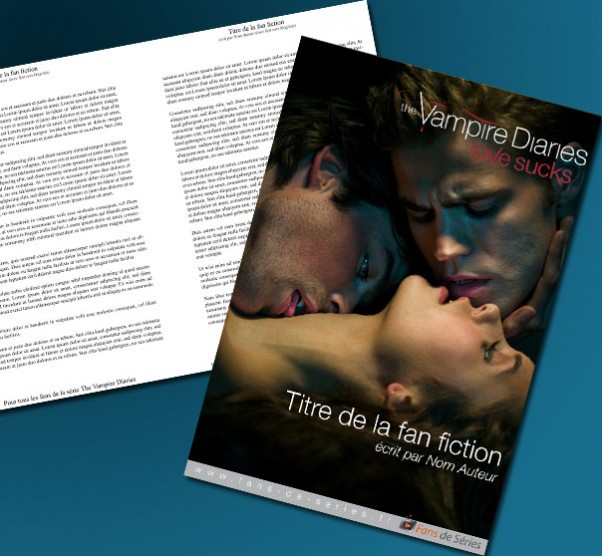 Fans Fiction - Vampire Diaries