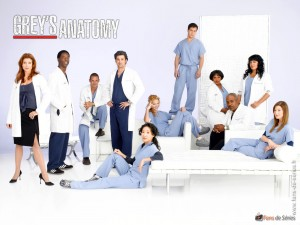 fonds d'écran Grey's Anatomy