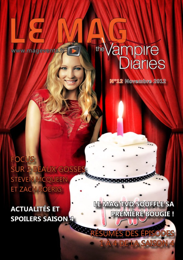 TVD - LeMag - N12 - Couverture