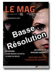 Le Mag - Vampire Diaries - N°11 - Septembre - BR