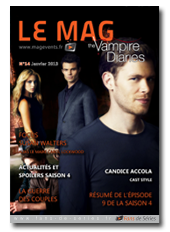Le Mag - Vampire Diaries - N14 - Janvier 2013